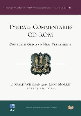 Tyndale Commentaries CD-ROM for Macintosh