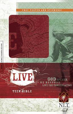 New Living Translation Bible Live Deluxe Girls