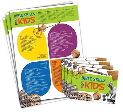 Picture of Bible Skills for Kids Pkg. 10