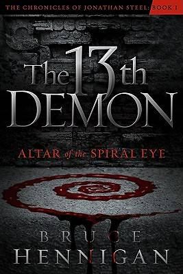 The Thirteenth Demon, Altar of the Spiral Eye