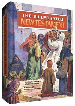 Picture of Illustrated New Testament