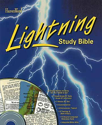 Lighting Study Bible CD-ROM