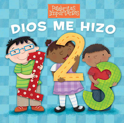 Picture of Dios Me Hizo 1, 2, 3