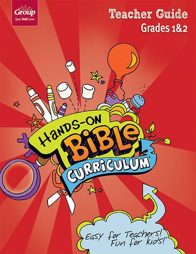 Picture of Hands-On Bible Curriculum Grades 1&2 Teacher Guide Summer 2018