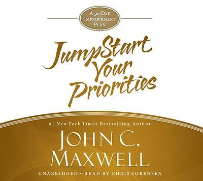 Jumpstart Your Priorities