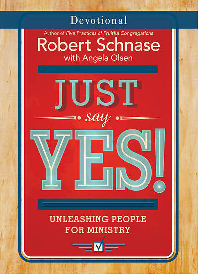 Picture of Just Say Yes! Devotional - eBook [ePub]