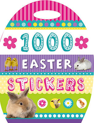 Picture of 1000 Easter Stickers