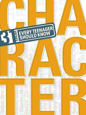 31 Verses Every Teenager Should Know: Character Devotional Journal