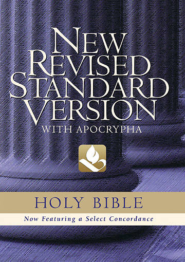 Bible NRSV with Apocrypha