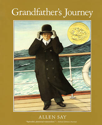 Picture of Grandfather's Journey