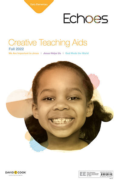 Echoes Early Elementary Creative Teaching Aids Fall