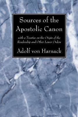 Sources of the Apostolic Canon