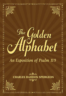 Picture of The Golden Alphabet