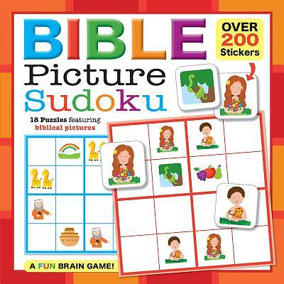Picture of Bible Picture Sudoku