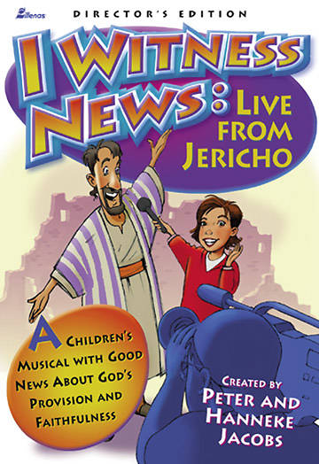 I Witness News Live From Jericho CD Preview Pak