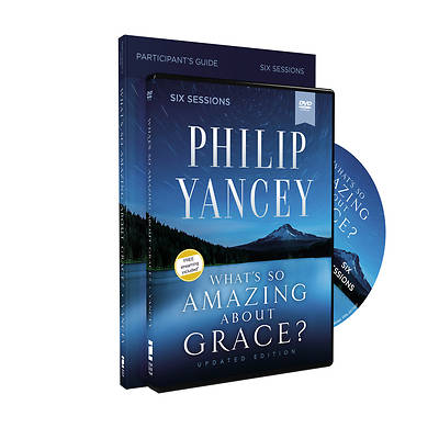 Picture of What's So Amazing about Grace? Study Guide with DVD Revised