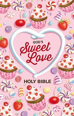 Picture of NIV God's Sweet Love Holy Bible, Hardcover, Comfort Print