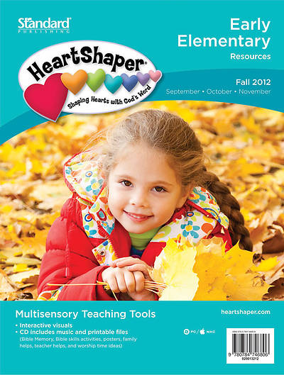 Standards Heartshaper Early Elementary Resources Fall 2012