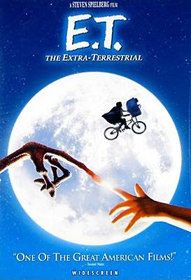 E.T., the Extra-Terrestrial DVD