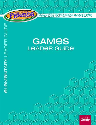 Picture of FaithWeaver Friends Elementary Games Leader Guide Spring 2020