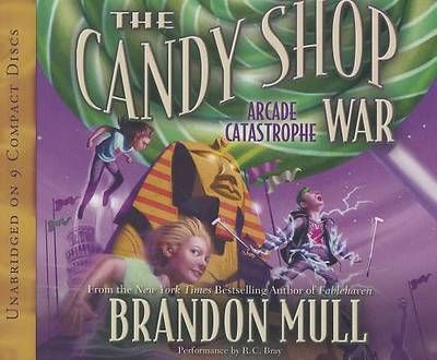The Candy Shop War, Book 2