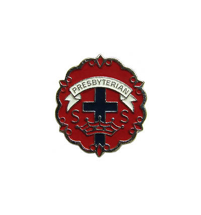 Presbyterian 6 Month Sunday School Attendance Pin