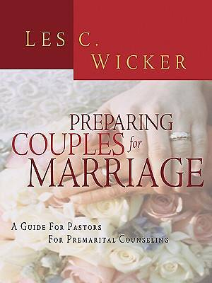 Preparing Couples for Marriage