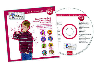 Picture of FaithWeaver Grades 1 & 2 CD: Spring 2012