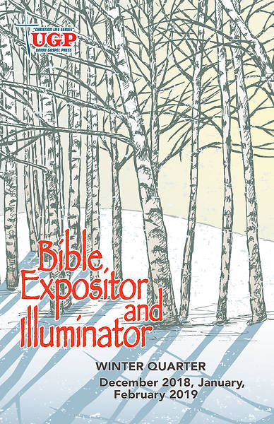 Picture of Union Gospel Bible Expositor and Illuminator Winter 2018-19