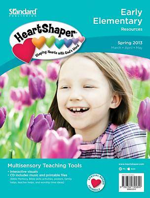 Standards Heartshaper Early Elementary Resources Spring 2013