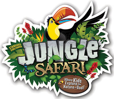 Standard VBS Jungle Safari Starter Kit