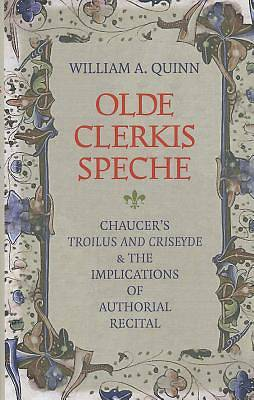 Picture of Olde Clerkis Speche
