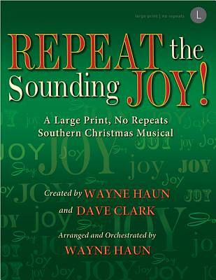 Repeat the Sounding Joy!, Book