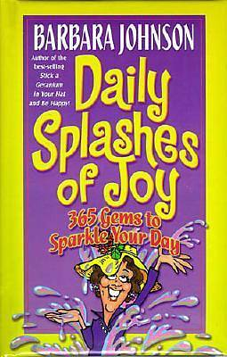 Daily Splashes of Joy
