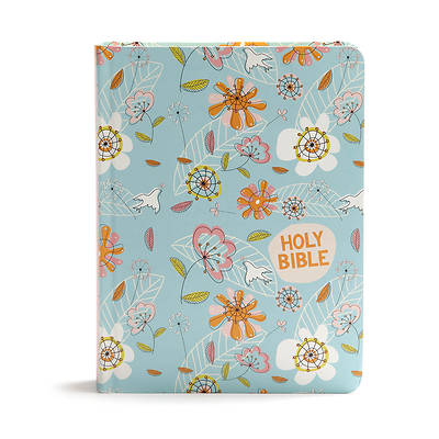Picture of CSB Journal and Draw Bible for Kids, Blue