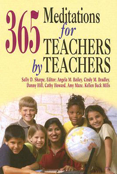 Picture of 365 Meditations for Teachers by Teachers