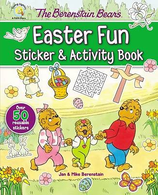 Picture of The Berenstain Bears Easter Fun Sticker and Activity Book
