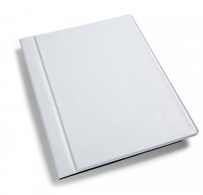 Anthem binder - white