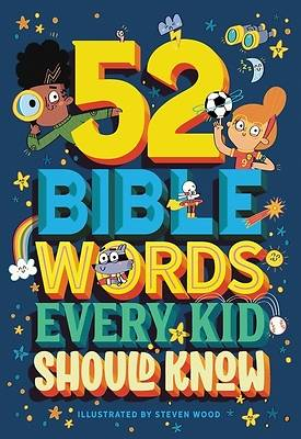 Picture of 52 Bible Words Every Kid Should Know