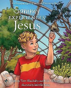 Picture of Sammy Experiences Jesus