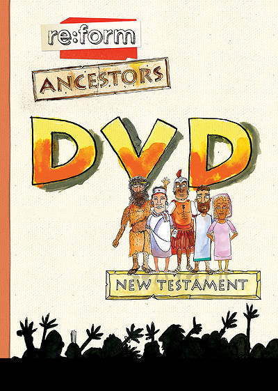Picture of re:form Ancestors New Testament DVD