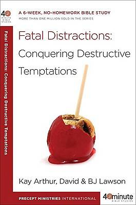 Picture of Fatal Distractions
