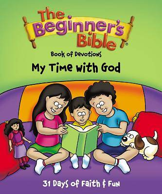 The Beginners Bible Book of Devotions