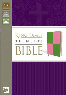 King James Version Thinline Bible Large Print