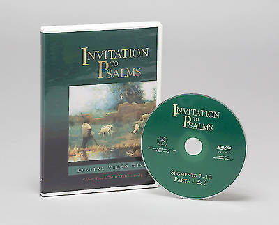 Invitation to Psalms: DVD