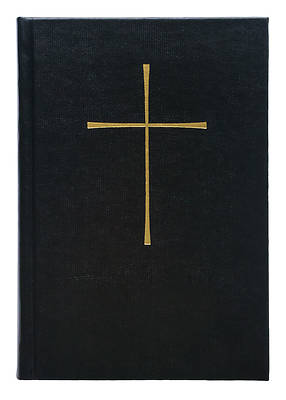 The Book of Common Prayer Basic Pew Edition