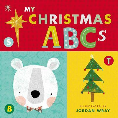 Picture of My Christmas ABCs (an Alphabet Book)