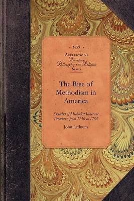 Picture of The Rise of Methodism in America