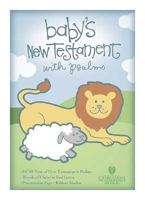 Babys New Testament with Psalms - HCSB