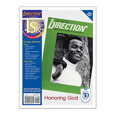 Picture of UMI Direction Teaching Success Kit Winter 2019-2020